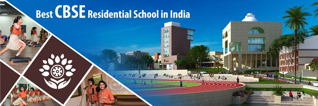 CBSE residential schools in India