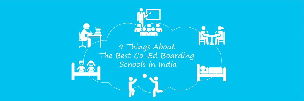 good boarding schools | best Co Ed schools in India